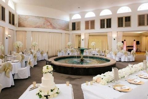 Wedding Venue - Links Hope Island - Fountain Court 3 on Veilability