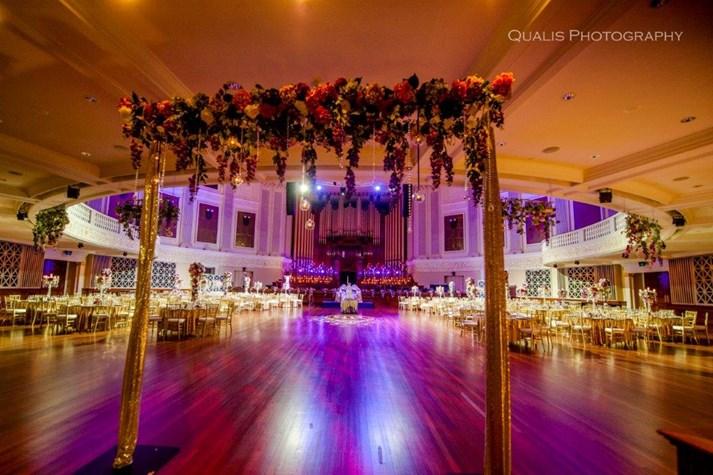 Wedding Venue - Brisbane City Hall - Main Auditorium 3 on Veilability