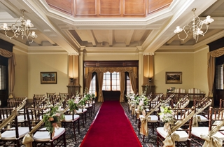 Wedding Venue - Treasury Heritage Hotel - Court Lounge 1 on Veilability