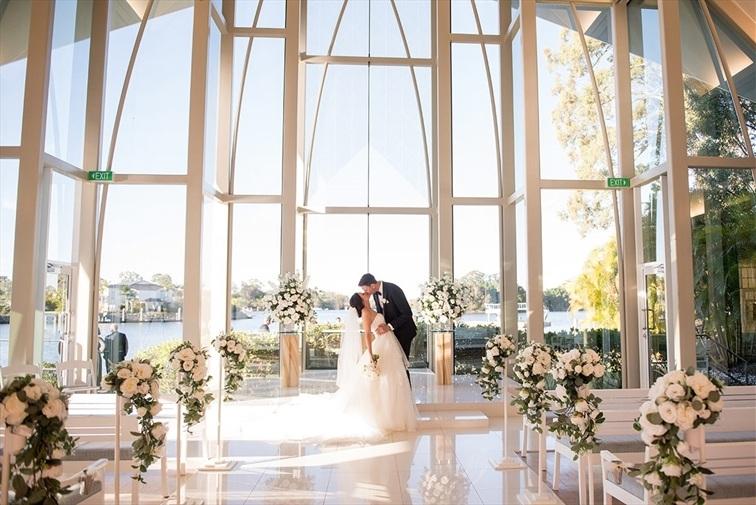 Wedding Venue - Intercontinental Sanctuary Cove Resort 1 on Veilability