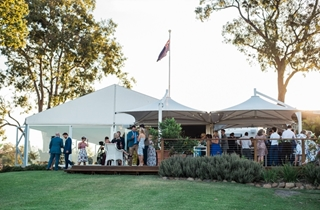 Wedding Venue - Victoria Park Weddings - Garden Marquee 2 - Garden Marquee on Veilability