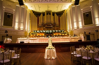 Wedding Venue - Brisbane City Hall - Main Auditorium 6 on Veilability