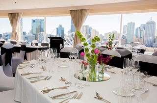 Wedding Venue - Rydges South Bank - Level 12 Rooftop 3 on Veilability