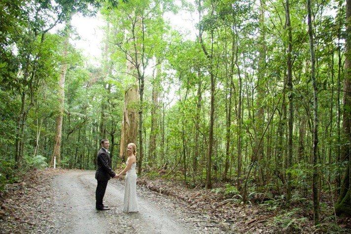 Wedding Venue - Mt Glorious Rainforest Lodge 6 on Veilability