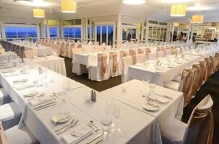 Wedding Venue - Summit Restaurant & Bar - Summit Restaurant, Deck and Bar - Upper Level 1 on Veilability