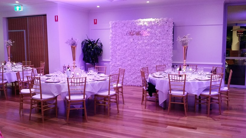 Wedding Venue - Sanctuary Cove Golf & Country Club - Arnie's Function Room 7 on Veilability