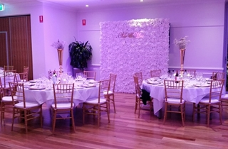Wedding Venue - Sanctuary Cove Country Club - The Botanical Room 6 on Veilability