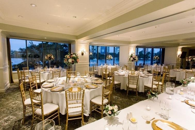 Wedding Venue - STAMFORD PLAZA - Raffles Room 1 on Veilability