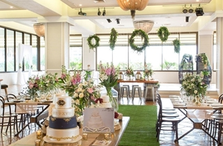 Wedding Venue - Surfers Paradise Marriott Resort & Spa - Garden Terrace 5 on Veilability