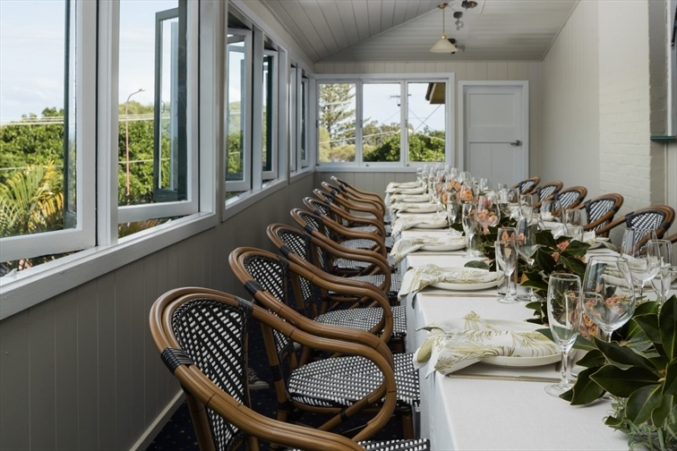 Wedding Venue - Grand View Hotel - Verandah Restaurant 1 on Veilability