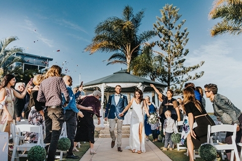 Wedding Venue - Caloundra Power Boat Club 1 on Veilability