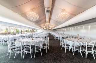 Wedding Venue - Victoria Park Weddings - The Marquee 8 - The Marquee on Veilability
