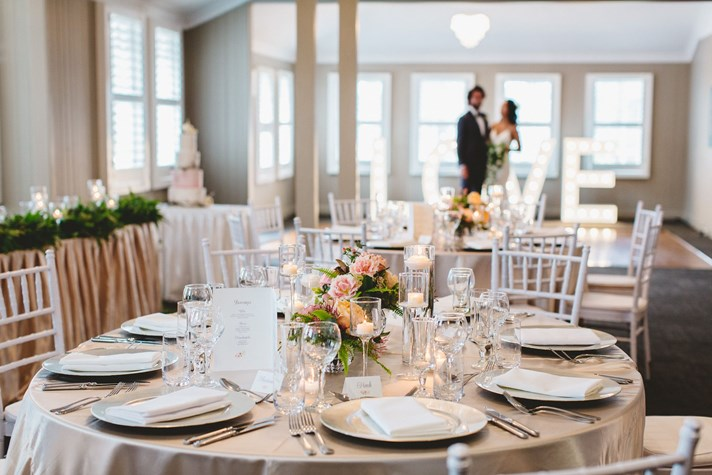 Wedding Venue - Tennyson's Garden at The Brisbane Golf Club - The Tennyson Room 1 on Veilability