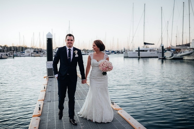 Wedding Venue - Royal Queensland Yacht Squadron 27 on Veilability