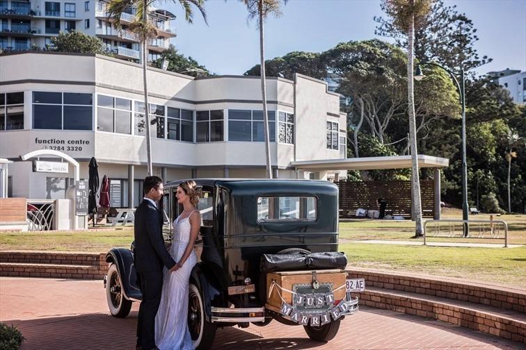 Wedding Venue - Suttons Beach Pavilion 1 on Veilability