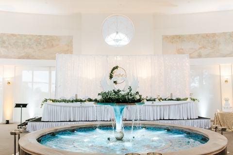 Wedding Venue - Links Hope Island - Fountain Court 3 on Veilability