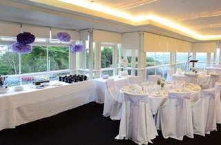 Wedding Venue - Summit Restaurant & Bar - Fountain View Function Room - Lower Level 1 on Veilability