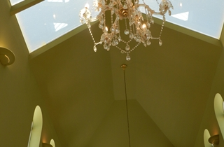 Wedding Venue - Shangri La Gardens  - Regency Room 6 - Regency Skylight on Veilability