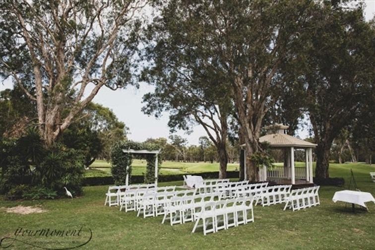 Wedding Venue - Redland Bay Golf Club - Marquee 2 on Veilability
