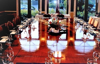 Wedding Venue - Shangri La Gardens  - The Boardroom 3 - Boardroom on Veilability