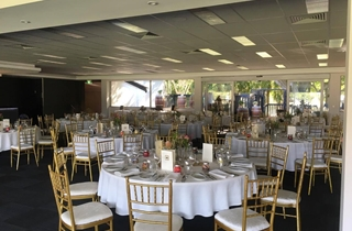 Wedding Venue - Souths Leagues Club - Corella Room 7 on Veilability