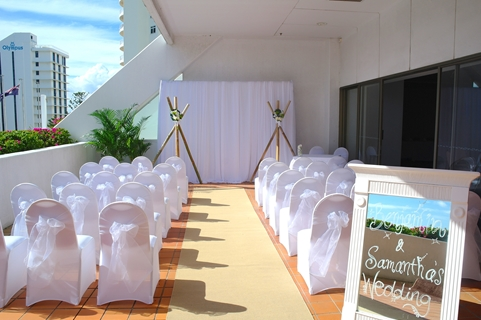 Wedding Venue - Mantra on View Hotel 18 on Veilability