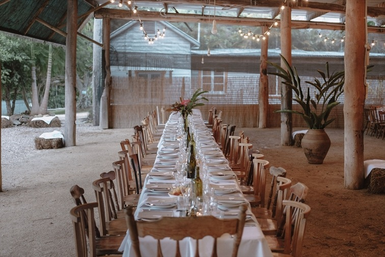 Wedding Venue - Mavis's Kitchen & Cabins 39 on Veilability