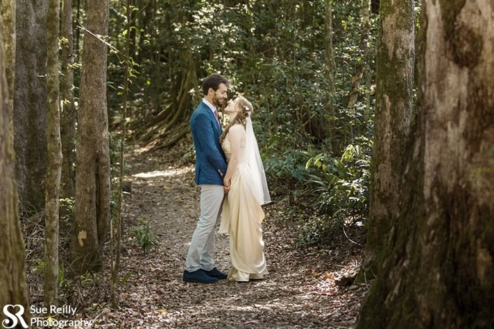 Wedding Venue - Mt Glorious Rainforest Lodge 7 on Veilability