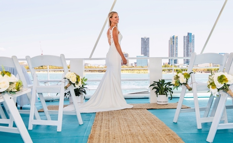 Wedding Venue - Gold Coast Cruises The Lady 2 on Veilability