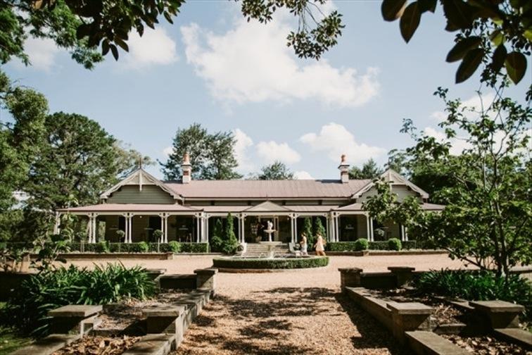 Wedding Venue - Gabbinbar Homestead - The Conservatory 10 on Veilability