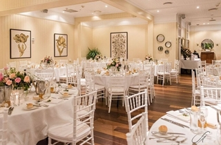 Wedding Venue - Hillstone St Lucia - The Rosewood Room 4 on Veilability