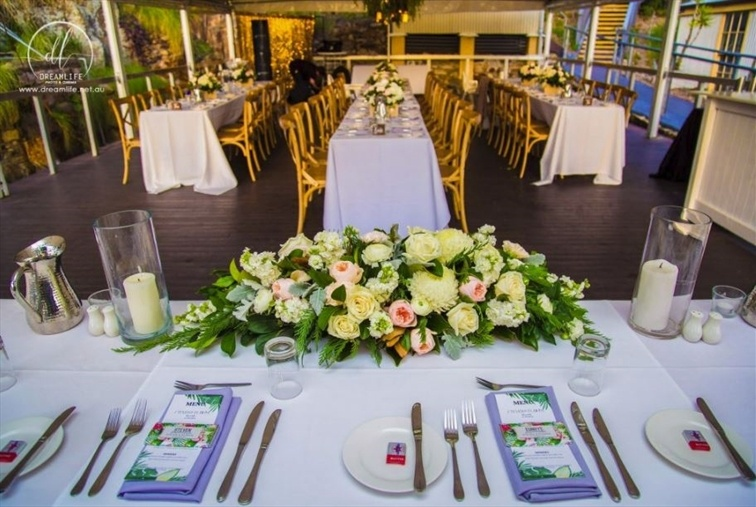 Wedding Venue - Riverlife - City Lights Marquee 4 on Veilability