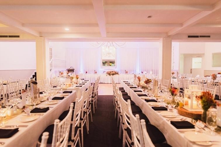 Wedding Venue - Boulevard Gardens - The Terrace Room 9 on Veilability