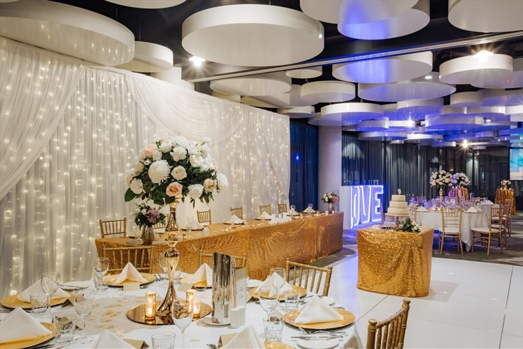 Wedding Venue - Eatons Hill Hotel & Function Centre - The Grand Ballroom 1 on Veilability