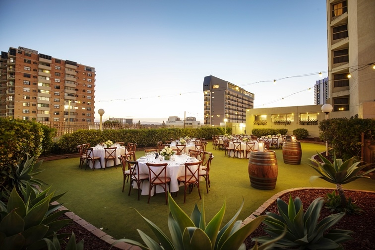 Wedding Venue - Novotel Surfers Paradise - The Green 3 on Veilability