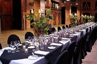 Wedding Venue - Sirromet Wines - Barrel Hall 1 on Veilability