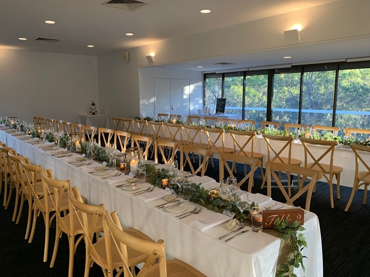 Wedding Venue - Walkabout Creek Function Centre - The Banksia Room 4 on Veilability