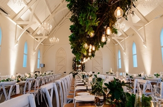 Wedding Venue - High Church - High Church 1 - Stylists: White+White Weddings on Veilability