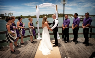 Wedding Venue - The River Deck Restaurant 9 on Veilability