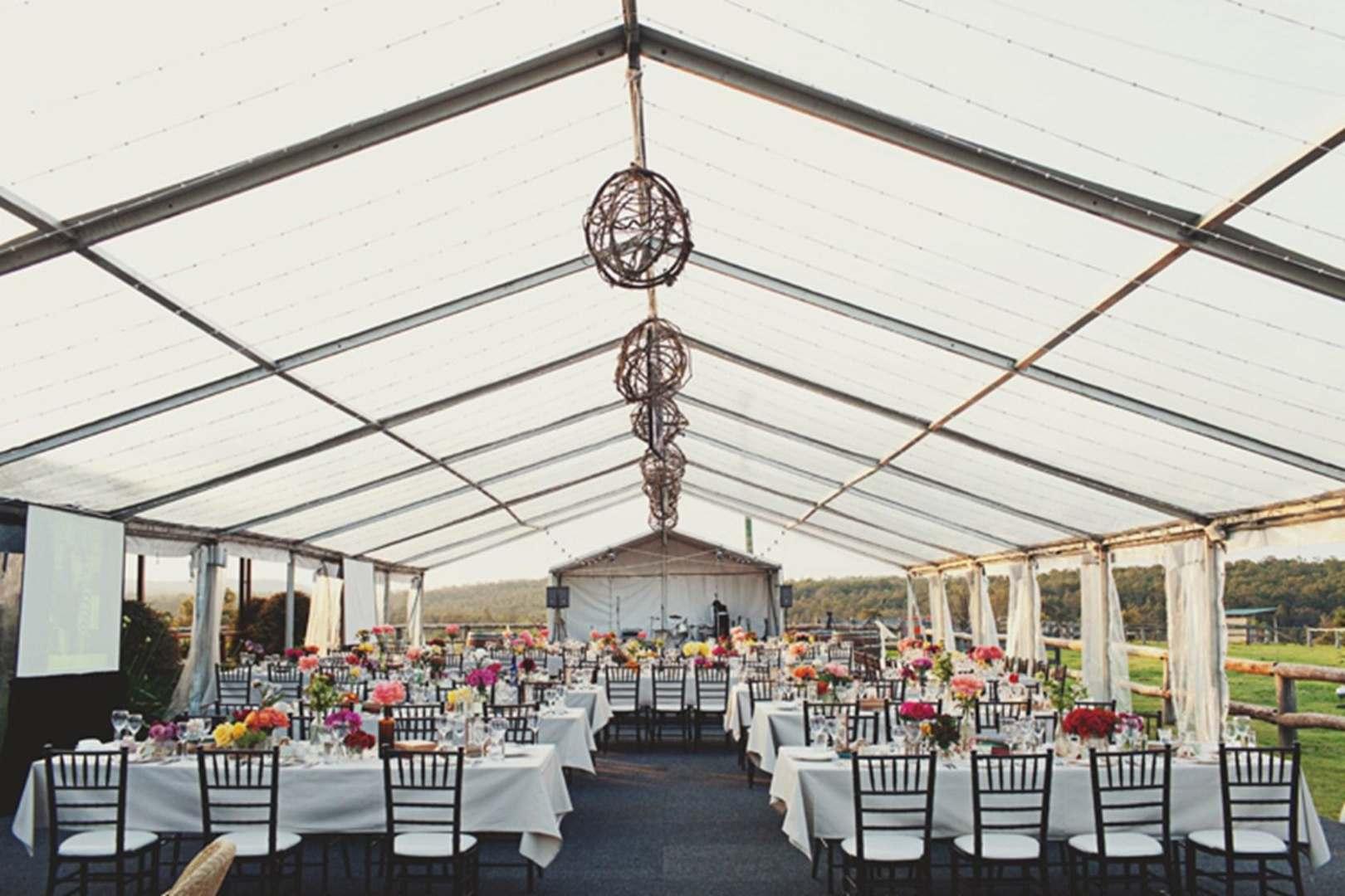 Wedding Venue - Spicers Hidden Vale - Luxury Outdoor Marquee 1 on Veilability