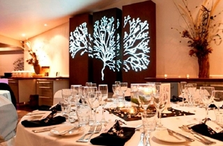 Wedding Venue - Cedar Creek Lodges - The Rainforest Restaurant 1 on Veilability