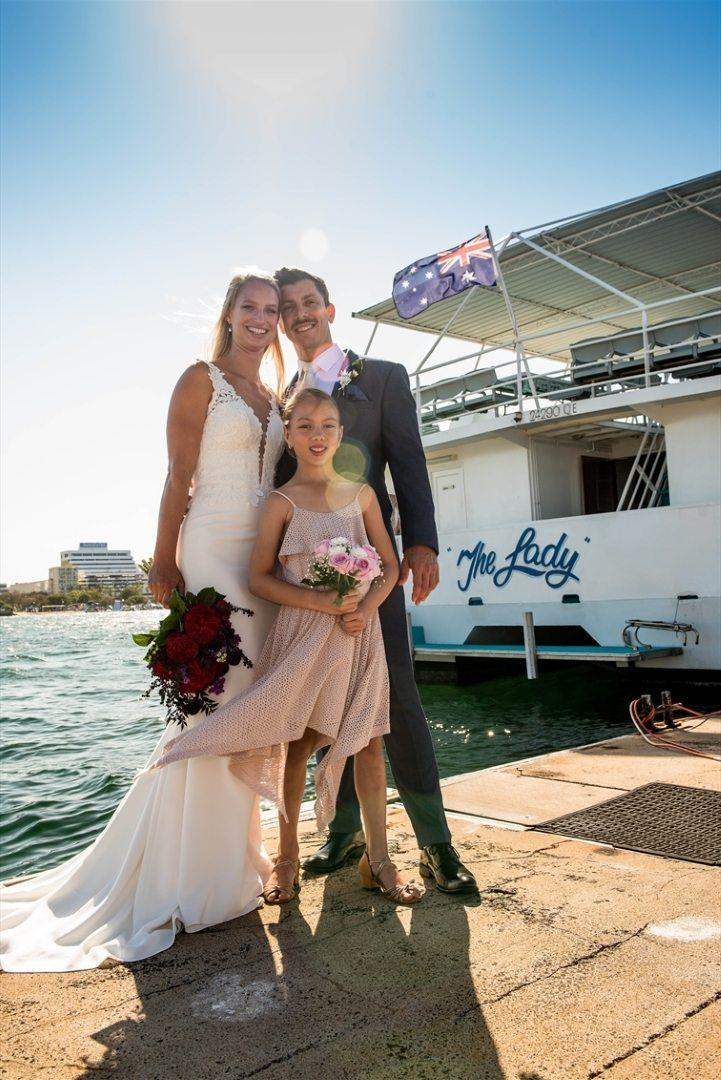 Wedding Venue - Gold Coast Cruises The Lady 14 on Veilability