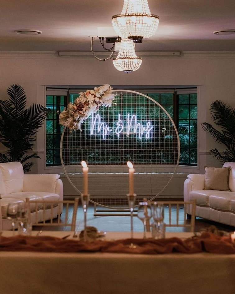 Wedding Venue - Cedar Creek Lodges - The Sanctuary 2 on Veilability