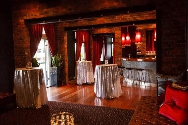 Wedding Venue - STORY BRIDGE HOTEL - The Martini Bar 1 on Veilability