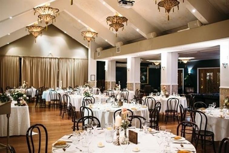 Wedding Venue - MIRRA - The Main Room 2 on Veilability