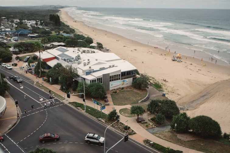Wedding Venue - Coolum Beach Surf Club - Small Function Room 2 on Veilability