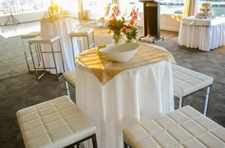 Wedding Venue - Rydges South Bank - Level 12 Rooftop 4 on Veilability