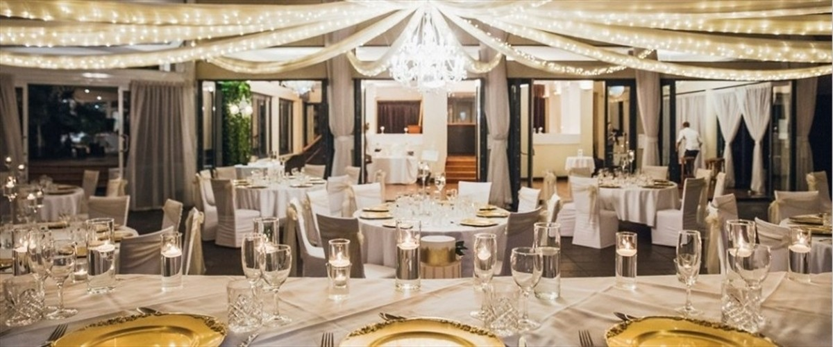Wedding Venue - The Landing At Dockside - The Harbour Room 2 on Veilability