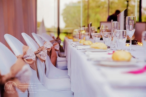 Wedding Venue - Redland Bay Golf Club - Fountain Room 7 on Veilability