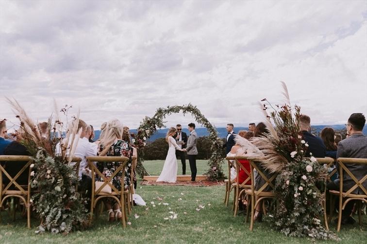 Wedding Venue - Spicers Peak Lodge 2 on Veilability